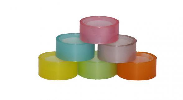 صادرات کلی چسب نواری رنگی